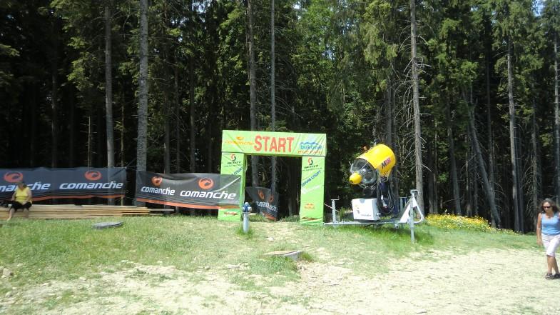 вело-трасса Буковель